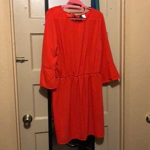 H&M Red Dress